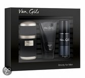 Van Gils Strictly For Men - 3 delig - Geschenkset