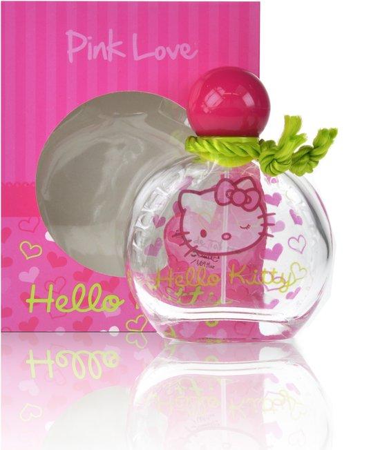 Hello Kitty Pink Love - 50 ml - Eau de toilette