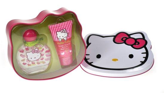 Hello Kitty - 2 delig - Geschenkset