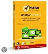 Norton Security 2.0 2015 - Nederlands / 1 Gebruiker / 5 Apparaten / 1 Jaar / Productcode zonder DVD