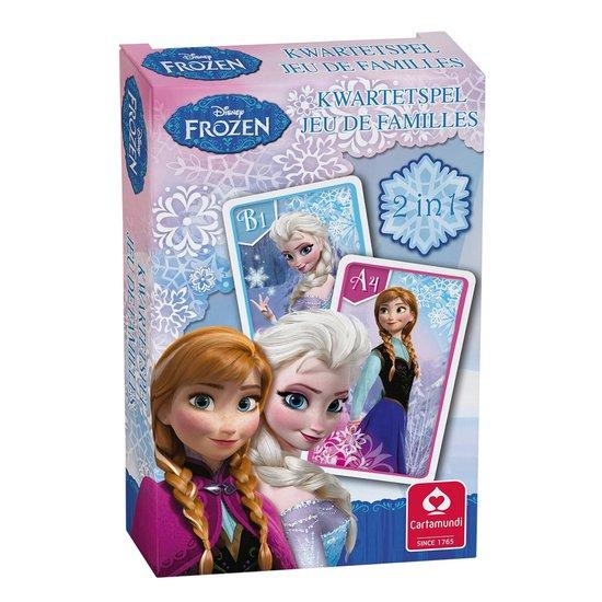 Spel Disney Frozen Kwartet