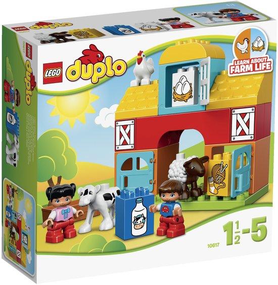 LEGO Duplo Mijn Eerste Boerderij - 10617