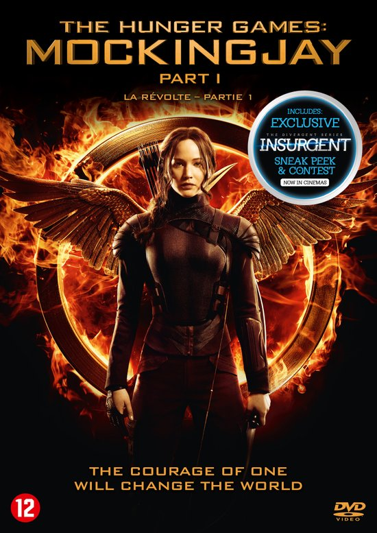 The Hunger Games - Mockingjay (Part 1)
