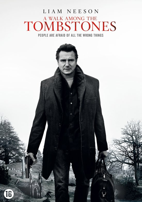 Walk Among The Tombstones (Blu-ray)