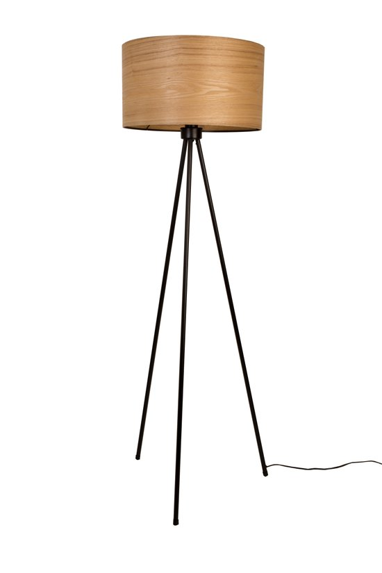 Dutchbone Woodland - vloerlamp - Essenhout