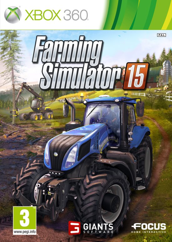 Farming Simulator 2015 - Xbox 360