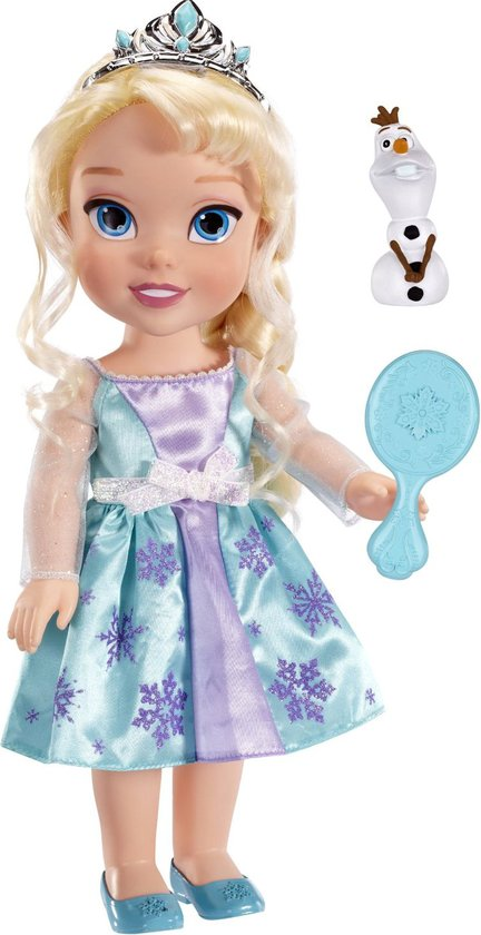 Jakks Pacific Disney's Frozen: Toddler Elsa