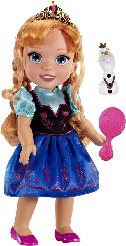 Top 10 Top 10 Poppen & Knuffels: Jakks Pacific Disney's Frozen: Toddler Anna