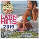 Latin Hits 2015 Club Edition