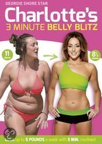 Top 10 Top 10 Vrije tijd, Sport & Lifestyle: Charlotte Crosby's 3 Minute Belly Blitz (Import) [DVD] [2014]