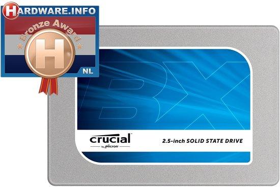 Crucial BX100 SSD - 250 GB