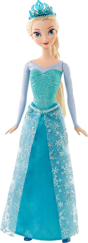 Top 10 Top 10 Poppen & Knuffels: Disney Frozen Elsa - Pop