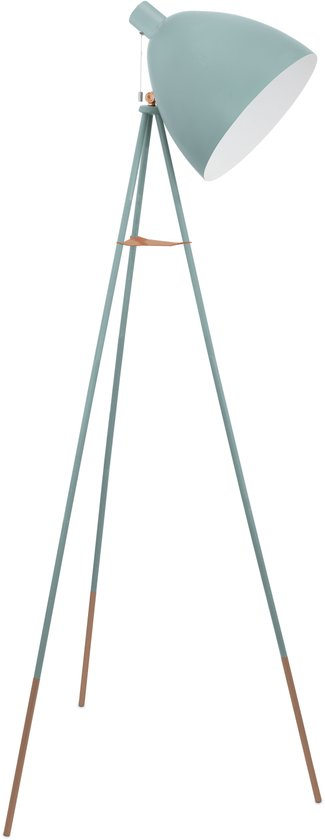 EGLO Vintage - Vloerlamp - 1 Lichts - Mint