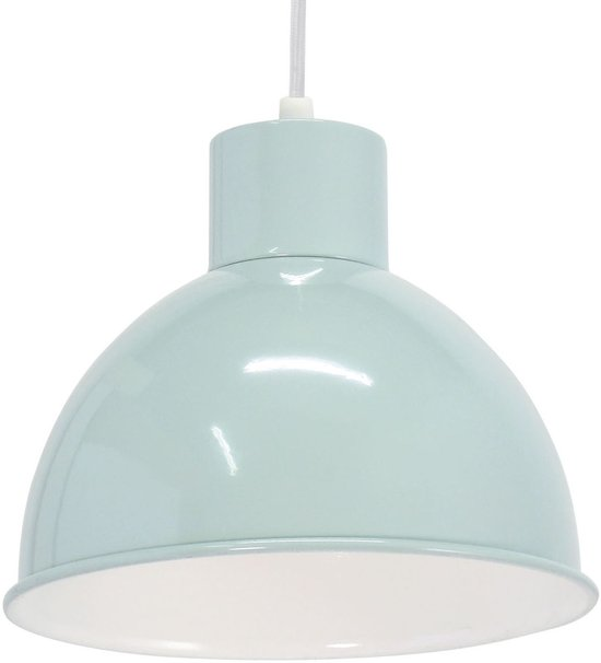 EGLO Vintage - Hanglamp - 1 Lichts - Mint
