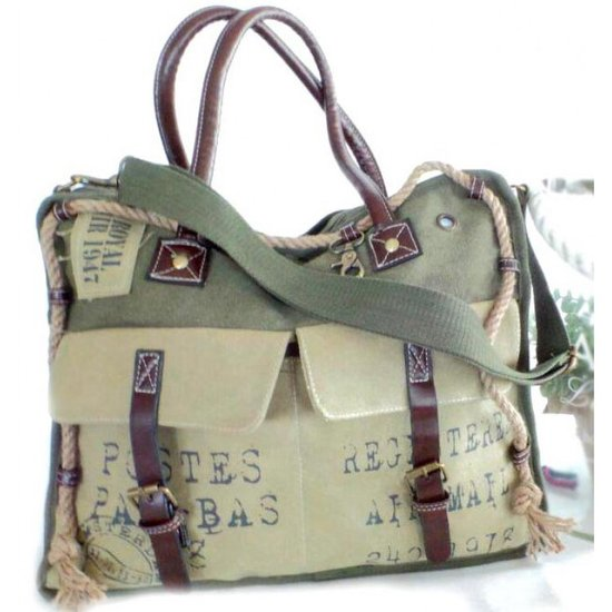 Cowgirl postbag ''retro trendy''