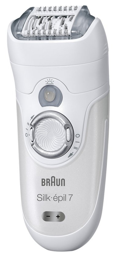 Braun Silk-épil 7 7-561 Wet & Dry Epilator