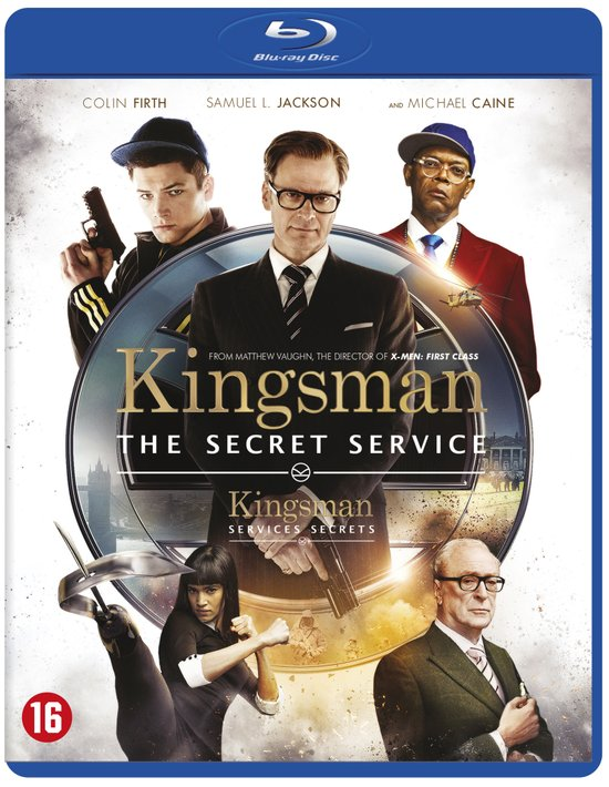 Kingsman - The Secret Service (Blu-ray)