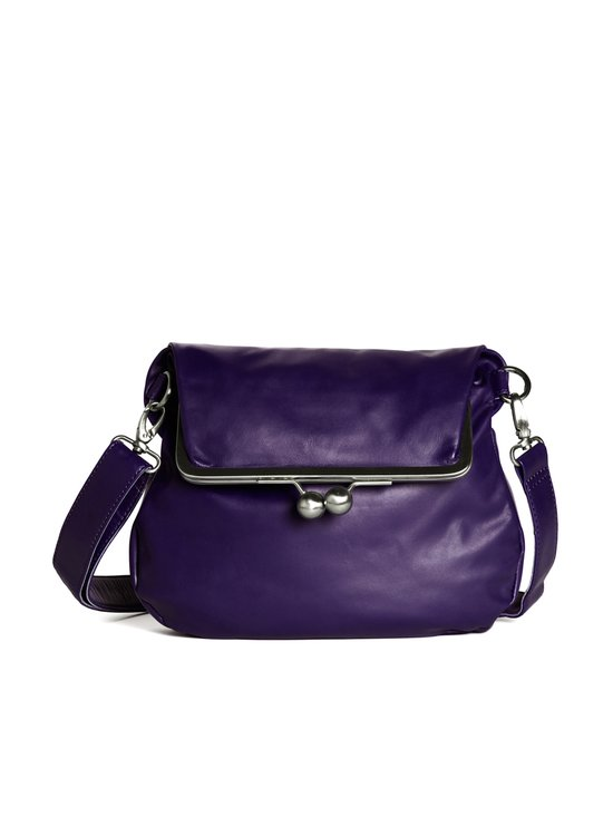 Sticks and Stones Cannes Bag - Crossbodytas - Purple