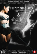 Fifty Shades Uncovered/Shades Of Gray