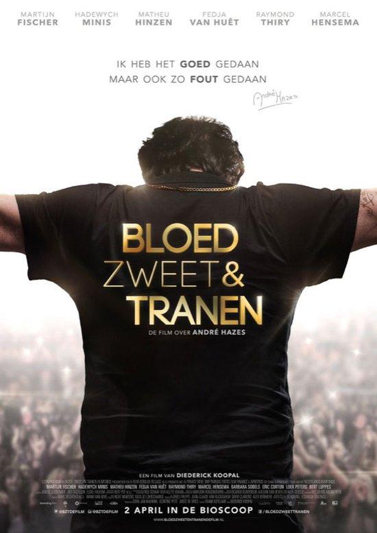 Top 10 Top 10 Speelfilms, Documentaires & Musicals: Bloed Zweet & Tranen