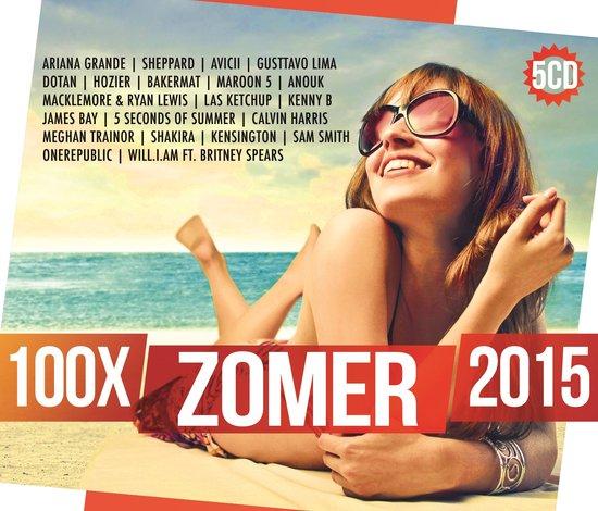 100X Zomer 2015