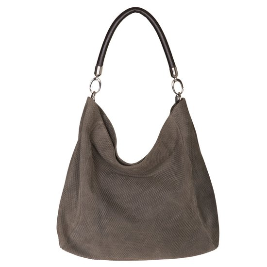 Burkely Paris Hobo Taupe - Hobotas - Taupe