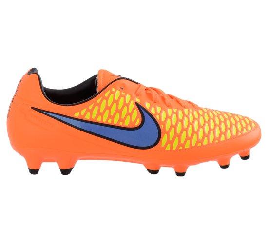 Nike Magista Orden FG - Voetbalschoenen - Heren - Maat 44.5 - Oranje/ Geel/ Roze/ Paars
