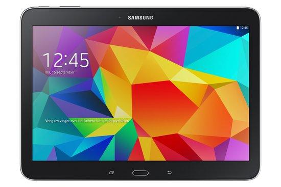 Top 10 Top 10 Tablets: Samsung Galaxy Tab 4 - 10.1 inch - Zwart - Tablet