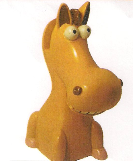 Emma Green brillenhouder paard