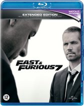 Fast & Furious 7 (Blu-ray) (Exclusive Bol.com Edition)