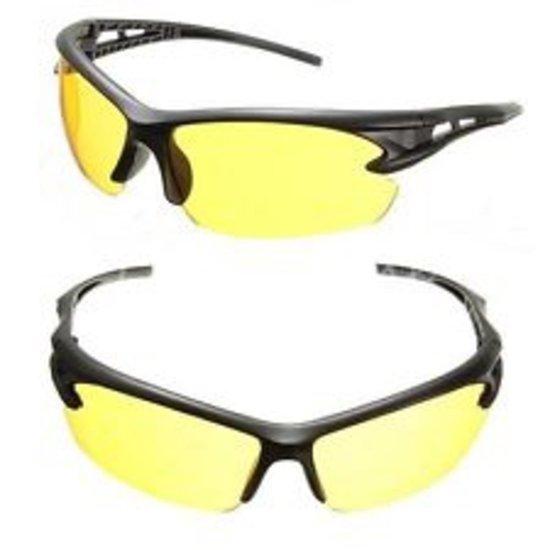 Nachtbril voor veilig autorijden