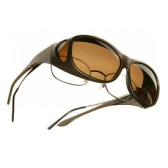 Top 10 Top 10 Opzetzonnebrillen: Cocoon overzetbril - overzet zonnebril