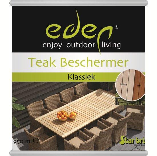 Eden Teak Beschermer – Klassiek – 950 ml