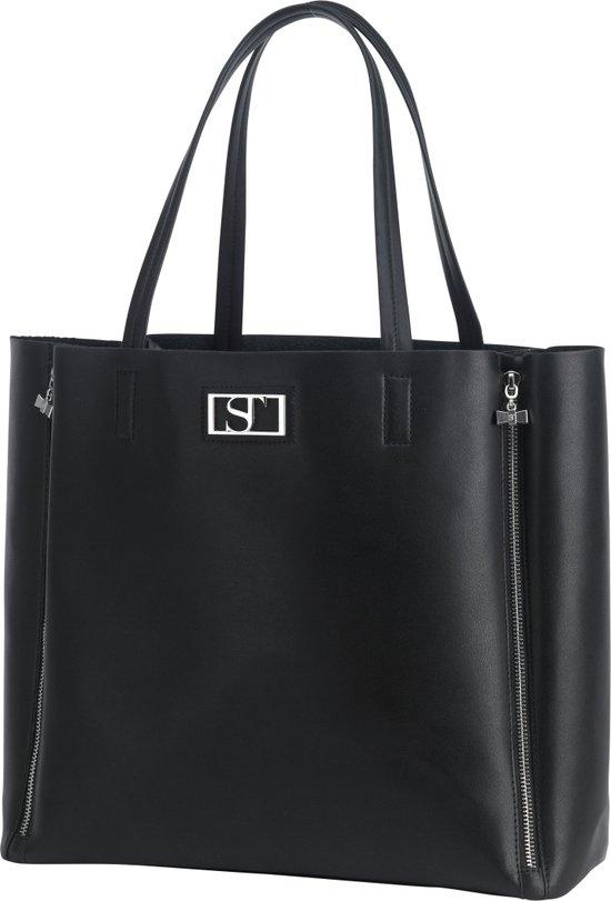 Supertrash - Shopper - Zwart