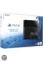 Sony PlayStation 4 Console 1TB + 1 Wireless Dualshock 4 Controller - Zwart PS4