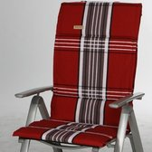 Madison David red Textileen Hoge Rug