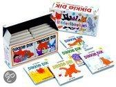 Dikkie Dik uitdeelboekjes (doos met kleine kartonboekjes)