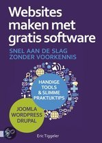 Websites maken met gratis software