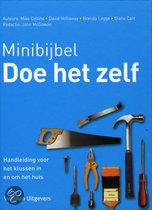 Minibijbel - Minibijbel doe het zelf