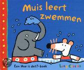 Hoe is dat?-boek - Muis leert zwemmen