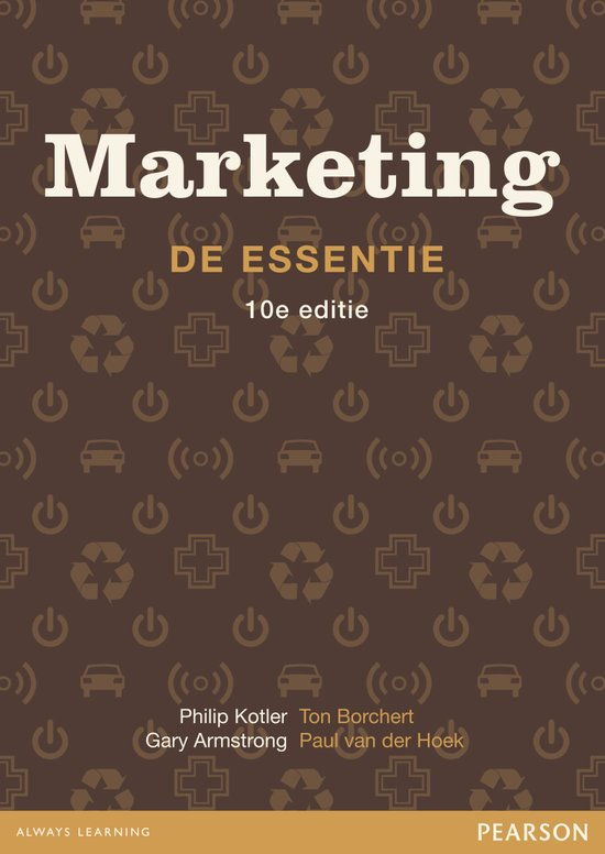 Marketing, de essentie