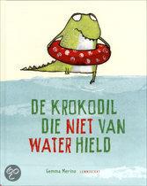 Top 10 Top 10 prentenboeken: De krokodil die niet van water hield