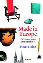 Top 10 Top 10 kunst en cultuurboeken: Made in Europe