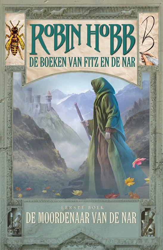 De boeken van Fitz en de Nar - 1 - De moordenaar van de Nar