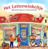Top 10 Top 10 prentenboeken: Het letterwinkeltje