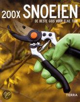 Top 10 Top 10 tuinier en woonboeken: 200x snoeien
