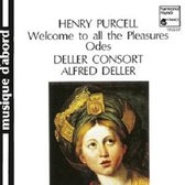 Purcell: Welcome to all the Pleasures, Odes / Alfred Deller