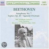 Great Conductors Toscanini  Beethoven: Symphony no 7