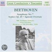 Top 10 Top 10 klassieke symphonieën albums: Great Conductors Toscanini  Beethoven: Symphony no 7