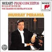 Mozart: Piano Concertos no 21 & 27 / Perahia, CO of Europe